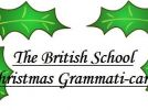 The British School Christmas Grammati-cana - 1